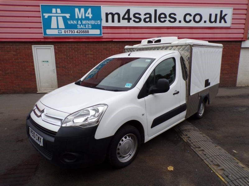 Citroen Berlingo 1000 X HDI JIFFY VAN