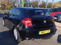 2011 BMW 1 SERIES 116d SE 5dr