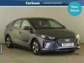 image for 2017 Hyundai Ioniq 1.6 GDi Hybrid Premium 5dr DCT HATCHBACK Petrol/Electric Hybr