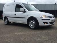 November 2021 Vauxhall Combo 1.7 Isuzu Diesel**NO VAT**