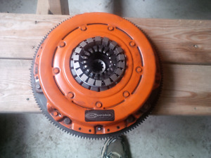 Ford Mustang Clutch and Flywheel
