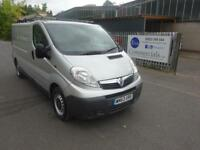 Vauxhall Vivaro 2.0CDTi ( 90ps ) ( EU V ) 2012.5MY 2900 EcoFLEX LWB