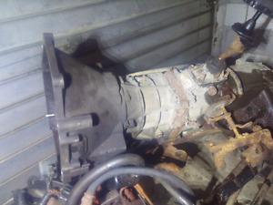 Jeep TJ ax5 transmission