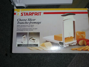 Starfrit Cheese Slicer West Island Greater Montréal image 4