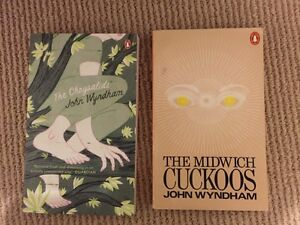 JOHN WYNDHAM- 2 books for sale
