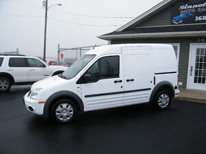 2012 Ford Transit Connect 40,000 km INSPECTED St. John's Newfoundland image 3