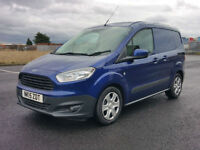 15 Plate Ford Transit Courier 1.6TDCi ( 95PS ) 2014.5MY Trend air con blue tooth