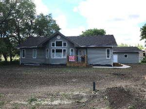 New house for sale in Gladstone mb