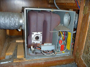 I have a small camper/garage gas furnace for sale