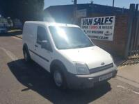 Ford Transit Connect 1.8TDdi ( 75PS ) Low Roof Van T200 SWB LX