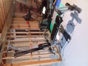 Bowflex Conquest  Home gym