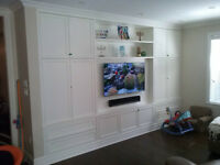 PROFESSIONAL CARPENTER , KITCHEN CABINETS AND MORE