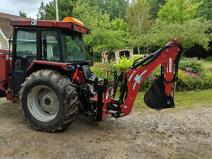 Woods Backhoe | Kijiji - Buy, Sell & Save with Canada's #1