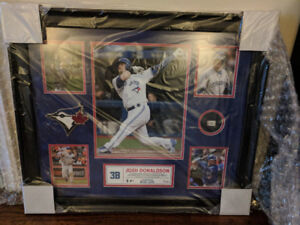 Josh Donaldson, Toronto Blue Jays Framed Collectible