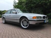 1998 BMW 728 2.8 (193bhp) Auto, LPG Conversion, Spares Or Repairs