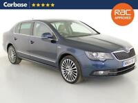 2015 SKODA SUPERB 2.0 TDI CR 140 Laurin + Klement 5dr
