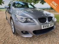2006 56 BMW 5 SERIES 3.0 530D M SPORT 4D AUTO 228 BHP DIESEL