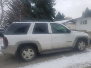loaded 2003 Chev Trailblazer