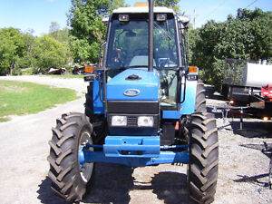 Ford 7740SLE Tractor