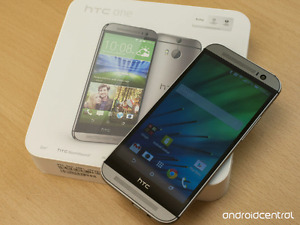LN Factory Unlocked HTC One M8 32 GB - $160 OBO