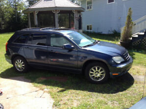 '07 Chrysler Pacifica For sale or TRADE FOR 4 cylinder  CAR