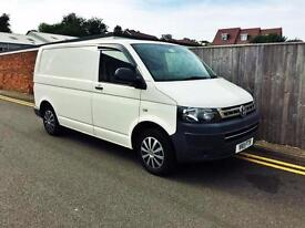 2011 Volkswagen Transporter 2.0 TDi ( 84PS ) SWB T26 94K 1 OWNER NO VAT