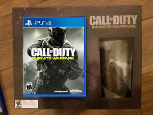 Call of Duty: Infinite Warfare with Collector Cup