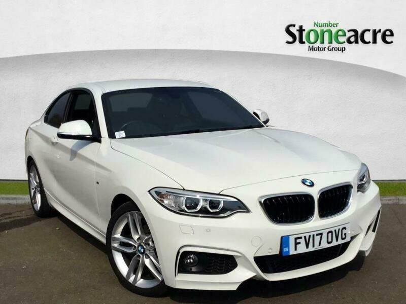 2017 Bmw 2 Series 218d M Sport Coupe Lincoln