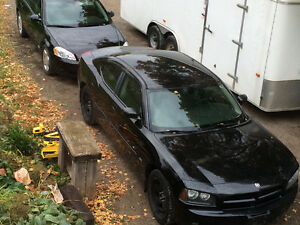 2006 Dodge Charger low Kms bought a new truck try your offer ?