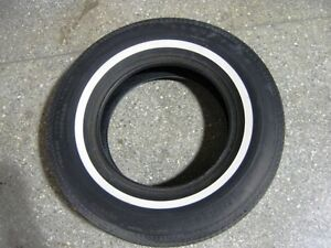 Goodyear Polyglas Belted Tire