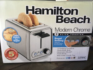 New toaster (never opened)