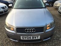 Audi A3 1.6, like Volkswagen Golf 1.6, like vauxhall Astra