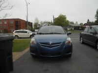 Toyota Yaris 2007 Berline WITH A/C