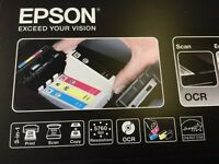Epson Scanner / Printer / Copier 3 in 1