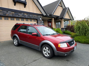 2007 Ford Freestyle SEL for Sale: REDUCED PRICE