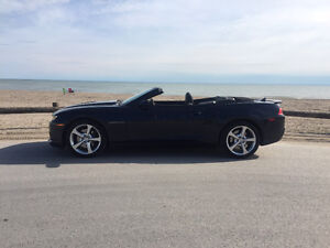 2015 CAMARO 2SS CONVERTIBLE 6 SPEED MANUAL FULLY LOADED