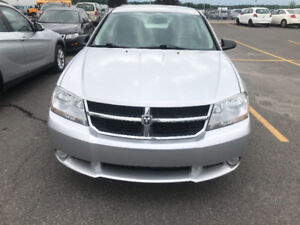 2010 DODGE AVENGER SXT 4DR SEDAN