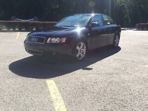 2004 AUDI A4 QUATTRO 1.8T ** MAGS *** FULL EQUIPED