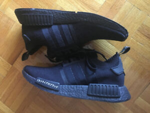 Adidas NMD R1 Japan Triple Black