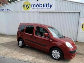 Renault Kangoo Expression Automatic Allied Disabled Wheelchair Accessible WAV