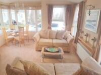 STATIC CARAVAN FOR SALE NORTH WALES NR BEACH SITE FEES iNC FOR 2018 SEASON DG CH
