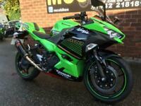 Kawasaki Ninja 400 KRT Performance 2020/132 miles