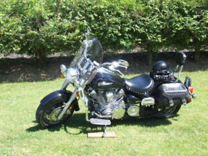 2001 YAMAHA ROAD STAR XLT