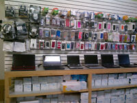 Laptops, Desktops laptop chargers, batteries & accessories