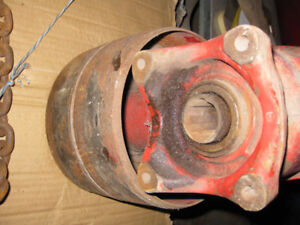 FORD BELT PULLEY