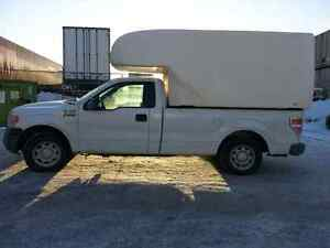 Ford F150 4x2 with refrigerated unit