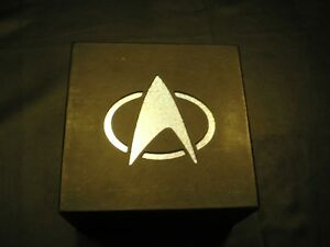 Star Trek ' the movie series' box set - VHS