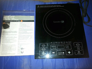 Kuraidori Portable induction cooktop