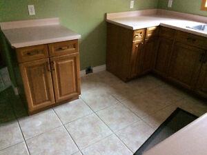 Oak kitchen cabinets - Full Kitchen Cambridge Kitchener Area image 6