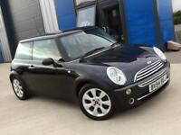 MINI One 2004 Astro Black R50 - Pepper Pack, Chrono Pack, Xenon Lights